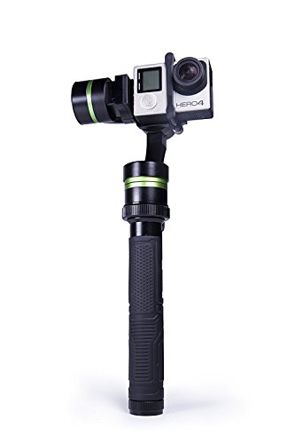 Lanparte Deteachable Wired Control 3-Axis Gimbal for Action