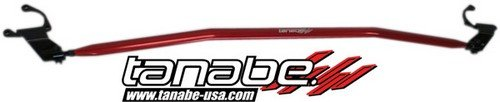 Tanabe TTB152F Sustec Front Tower Bar for 2006-2009 Honda Civic Sedan Hybrid by Tanabe (Image #1)