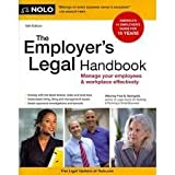 img - for The Employer's Legal Handbook: Manage Your Employees & Workplace Effectively 10th (tenth) edition book / textbook / text book