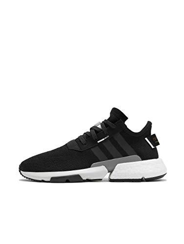 Adidas S3 Ss19 Pod Uomo Knit Black Bd7737 Scarpa 1 Tessuto wrqOwvRTU