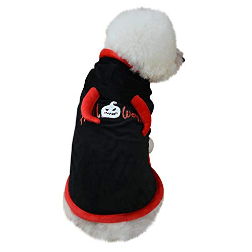 Animal Planet Raptor Dog Costumes - CHUANG TIANG Halloween Pet Dog Shirt,Cotton