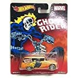 Hot Wheels Marvel Character Ghost Rider 1:64 Scale