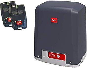 BFT Deimos - Motor de automatización de Puerta corredera BT Ultra 600 kg, 24 V + 2 Mitto D: Amazon.es: Bricolaje y herramientas