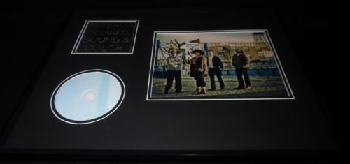 Alabama Shakes Group Signed Framed 16x20 Sound & Color, used for sale  Delivered anywhere in USA