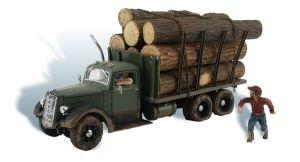 Log Truck - 6