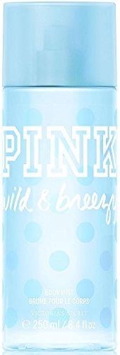 Victoria's Secret Pink Wild & Breezy Body Mist 250 ml/8.4 fl oz