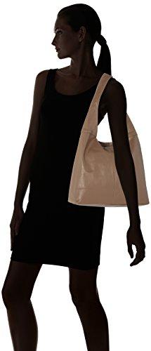 E Bags4less Marrone taupe Borse Shopper A Tracolla Donna Rubin TTfBqwrA