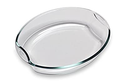 Simax Glassware 7536 Smart Touch Oval Casserole