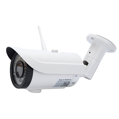 IdeaNext Full HD 1080P IP Kamera Wlan Wifi Überwachungskamera Home Security Surveillance Drahtlos Wetterfest
