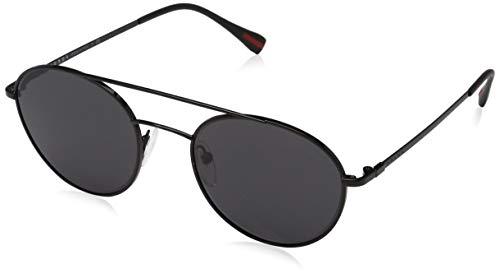 Hombre Linea 0PS Gafas 50SS Sol Matte de Prada para Negro Black Rossa Tw8qx4