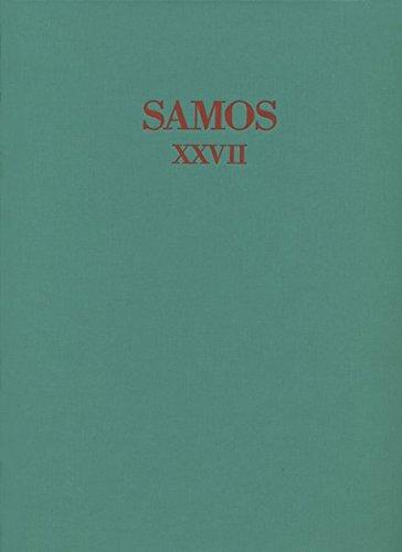 Der Polykratische Tempel Im Heraion Von Samos Pdf Download