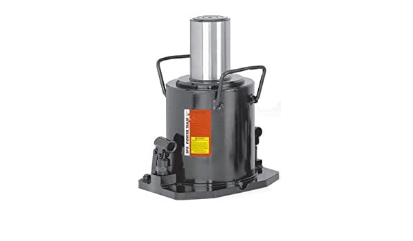 20 Ton Capacity 6 1//4 Stroke 6 1//4 Stroke SPX Power Team Corporation POW   9120A SPX Power Team 9120A Standard Bottle Jack
