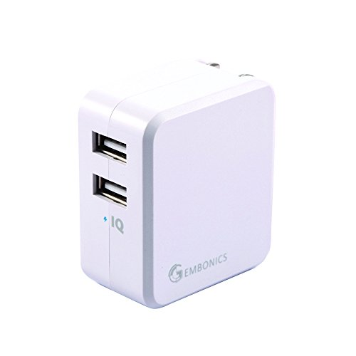 Gembonics Universal Dual Wall Charger