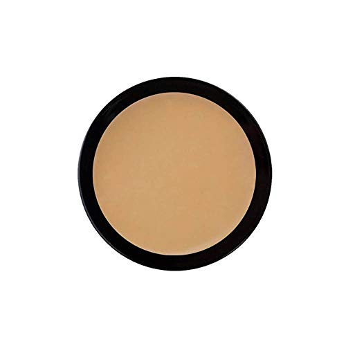 Emani Vegan Cosmetics Full Coverage Concealer - Infused with Vitamin C, Organic, All Natural Ingredients, Cover Up Dark Circles, Blemishes, Sun Spots, Great for Sensitive, Acne Prone Skin