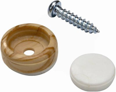 Shepherd Hdwe Prod 3694 16-Pack 3/4-Inch Wood Slip 'N Grip Furniture Cups