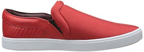 Creative Recreation Mens Capo Fashion Sneaker Rosso / Bianco