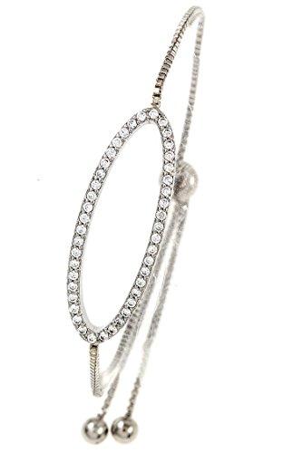 GlitZ Finery Antique Ornate Floral Detailed Linked Tassel Necklace Set (Burnished Gold)