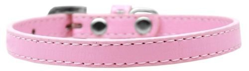 Mirage Pet Products 509-1 LPK-14 Omaha Plain Puppy Dog Collar, Light Pink, Small from Mirage Pet Products