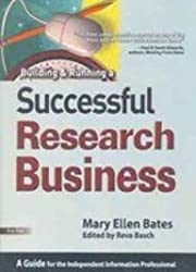 Building a Running Successful Research Business