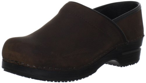 Sanita Women's Albertine Clog Antique Brown