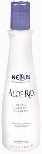 Nexxus Aloe Rid Gentle Clarifying Shampoo, 13.5 fl oz (400 ml)