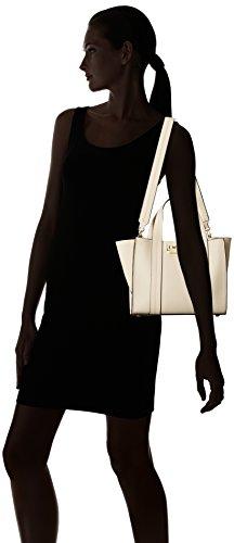 ZAC Iconic Posen Shopper Small Zac Black Eartha Ivory SqrOASnw