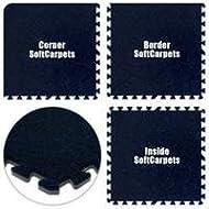 Best Floor SoftCarpets Navy Blue Total
