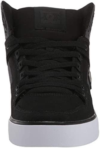 DC Men s Pure High-top Wc Tx Se Skate Shoe