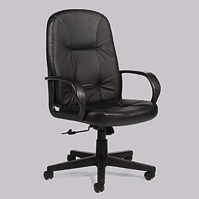 - Arno Executive Leather High Back Swivel/Tilt Chair, Burgundy