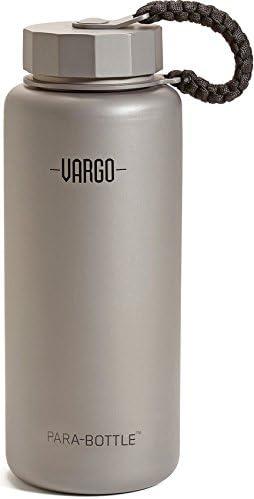 Vargo Titanium para-Bouteille T-452