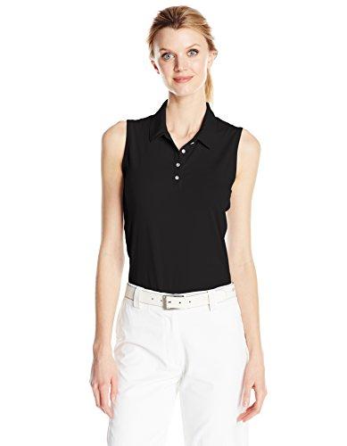 adidas Golf Womens Essential Sleeveless Polo