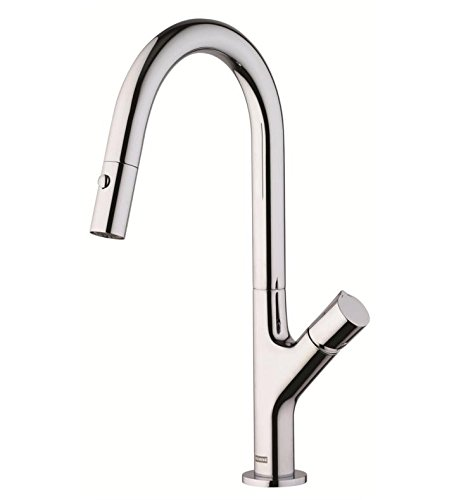 (Franke FF3280 Fluence Kitchen Faucet with Pull Out Spray)