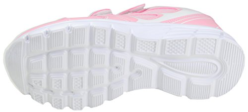Gibra Women's Trainers Pink/White MZLbEnMxQp
