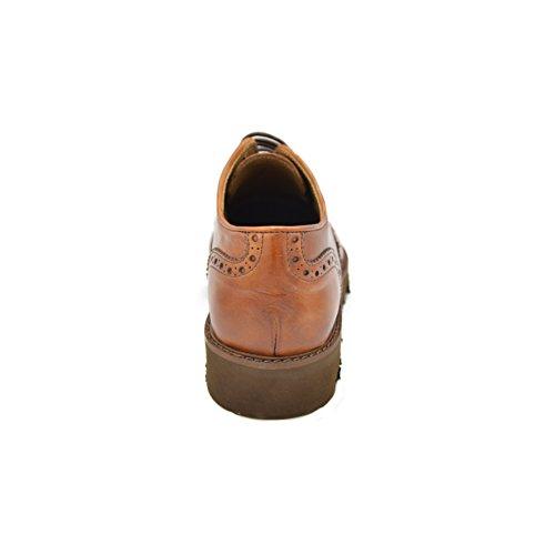 drudd  Eual060craw1701,  Herren Derby-Schuhe Leder