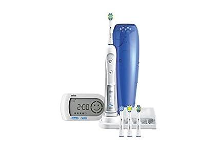 Braun Oral-B - Cepillo de dientes recargable TriZone 5000 con SmartGuide -  lo mejor d3ba7b09f2b5