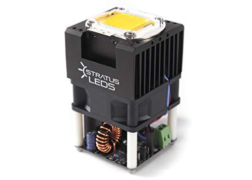 High Power 100W LED Spot Light Module DC 12V / 24V - Stratus LEDs (5600K - 12V - 80CRI - 13000 Lumens) by Stratus Productions (Image #9)