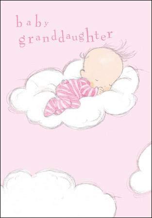 Tarjeta de felicitación (WDM-436550) - nuevo bebé nieta ...