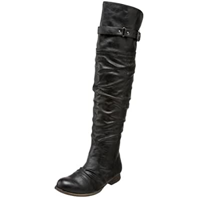 Carlos by Carlos Santana Women's Traverse Boot,Black,6.5 M US