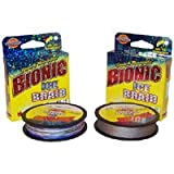 Northland BIB40-6-BC 40-Yard Bionic Braid Line, 6-Pound, Blue Camo