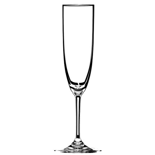 Riedel Vinum Leaded Crystal Champagne Flute, Set of 6 by Riedel