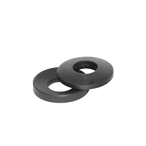 J.W. Winco L03-2280 TPSWS Two-Piece Spherical Washers, Inch Size, Steel, Fits Bolt Size 1/4