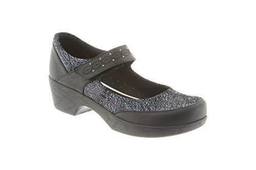 Klogs Footwear Silverton Medium Black Prism Size 085
