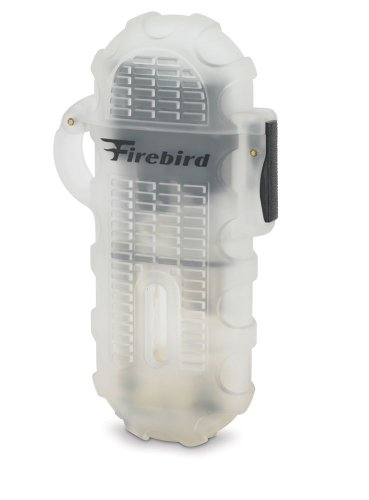 Clear Torch (Firebird Ascent Lighter Single Jet Torch Flame - Clear)
