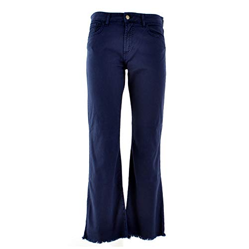 Blu Pantalone 30 Roger's Donna Roy Crow Jeans HwRxqnF