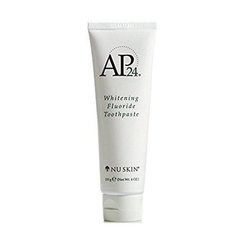 Amazon Com Ontel Miracle Teeth Whitener: Amazon.com: Nu Skin Ap-24 Whitening Fluoride Toothpaste