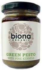 Biona Organic - Green Pesto with Pine Kernels - 120g