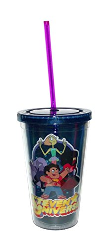 Steven Universe Travel Cup with Straw