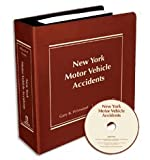 New York Motor Vehicle Accidents, Pillersdorf, Gary B. and Scarzafava, John F., 1580120504