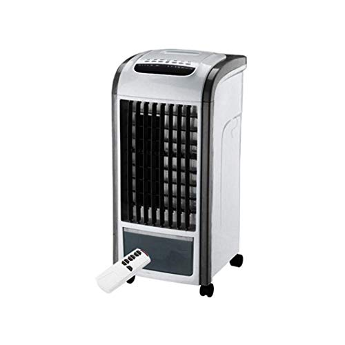 WJIANZZ Air Cooler, Air Conditioner Fan Portable Desk Air Conditioning Fan Misting Fan Humidifier Quiet Office Home Kids