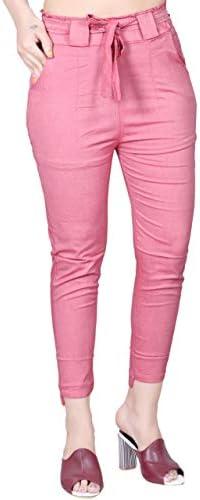 Jocote Denim Stretch Pants for Women.
